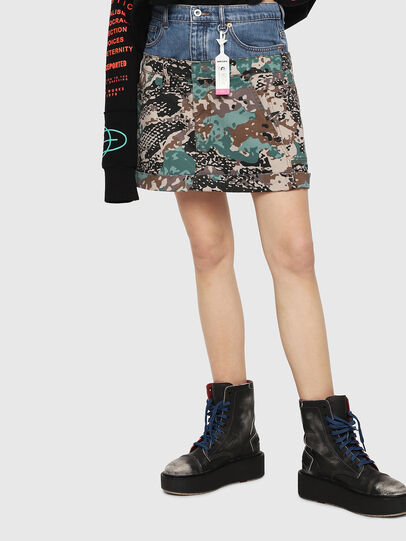 Diesel - O-CALI-A,  - Skirts - Image 1
