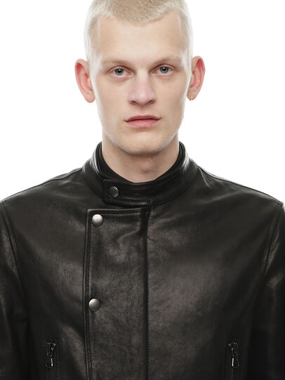 Diesel - LAZING,  - Leather jackets - Image 5