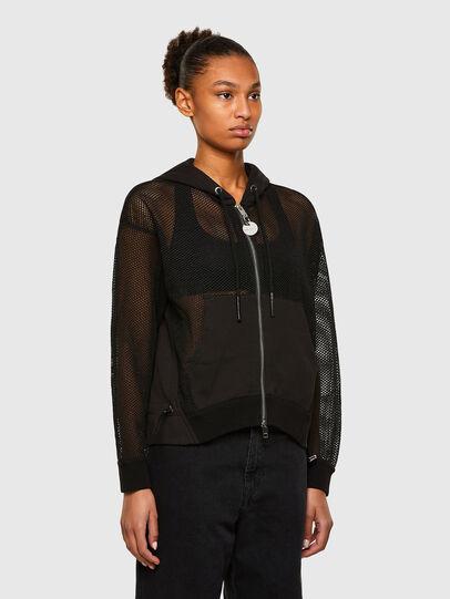Diesel - M-ROXIE, Black - Knitwear - Image 5
