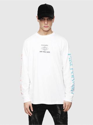 T-JUST-LS-YB,  - T-Shirts
