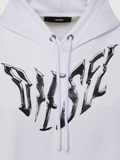Diesel - F-ANG-HOOD-K21,  - Sweaters - Image 3
