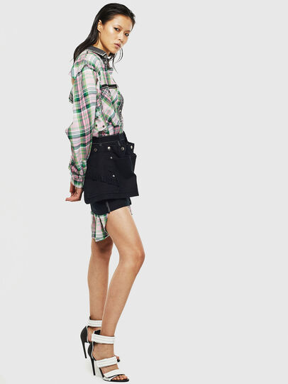 Diesel - D-ANGELS, Green - Dresses - Image 6