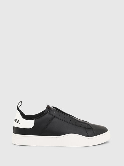 Diesel - S-CLEVER SO, Black/White - Sneakers - Image 1