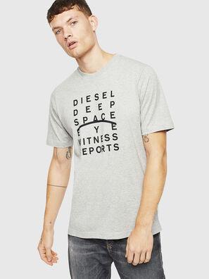 T-JUST-J5, Grey - T-Shirts
