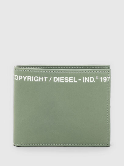 Diesel - HIRESH S, Green - Small Wallets - Image 1