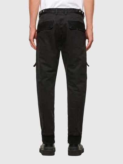 Diesel - P-KOLT, Black - Pants - Image 2