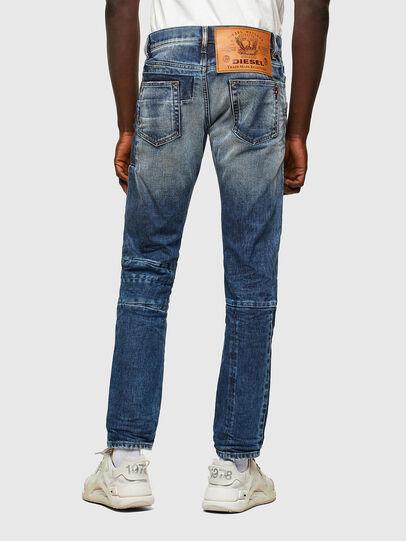 Diesel - D-Strukt 009NI, Medium blue - Jeans - Image 2
