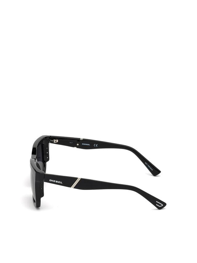 Diesel - DL0254, Black - Eyewear - Image 3