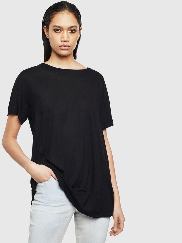T-TOKY-S2, Black - T-Shirts