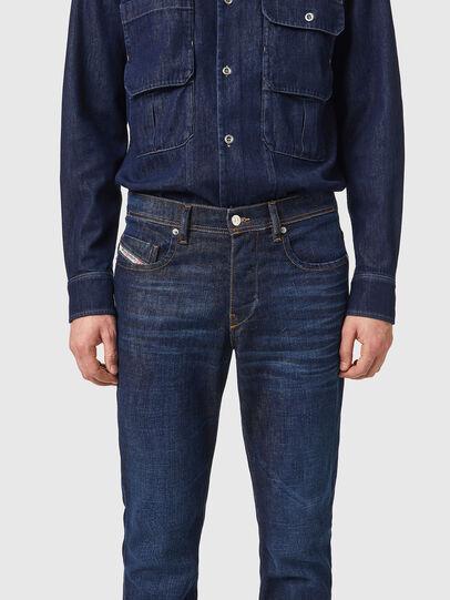 Diesel - D-Vocs 09A12, Dark Blue - Jeans - Image 3