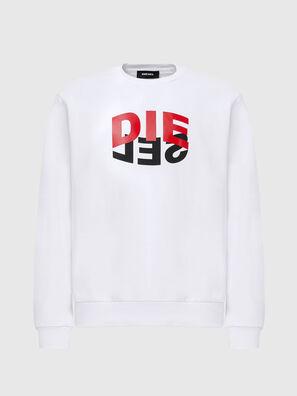 S-GIRK-N80, White - Sweaters