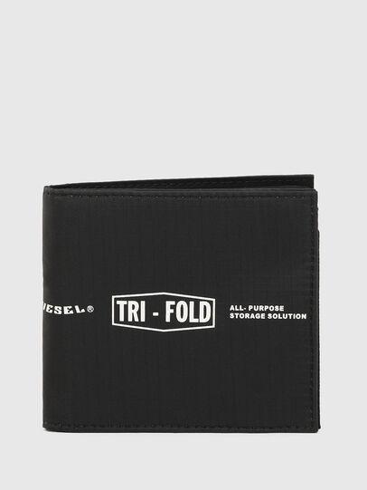 Diesel - HIRESH SP, Black - Small Wallets - Image 1