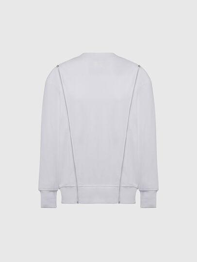 Diesel - F-GEORGIA, White - Sweaters - Image 2