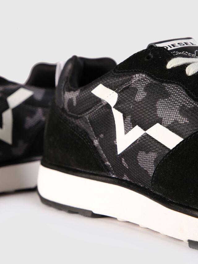 Diesel RV, Black - Sneakers - Image 6