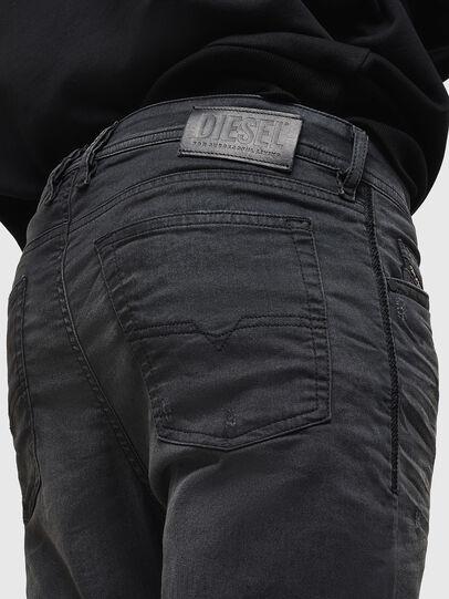 Diesel - Spender JoggJeans 069GN, Black/Dark grey - Jeans - Image 4