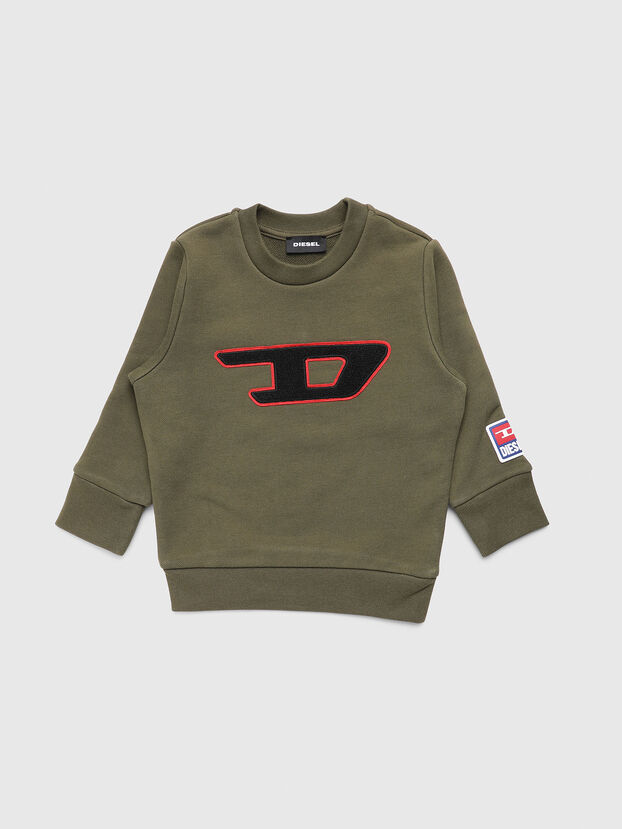 SCREWDIVISIONB-D-R, Military Green - Sweaters