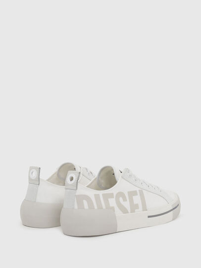 Diesel - S-DESE LOW CUT, White - Sneakers - Image 3