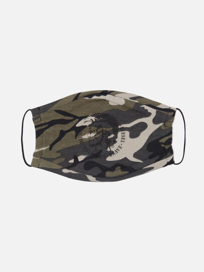Diesel - VARPELM, Green Camouflage - Other Accessories - Image 1