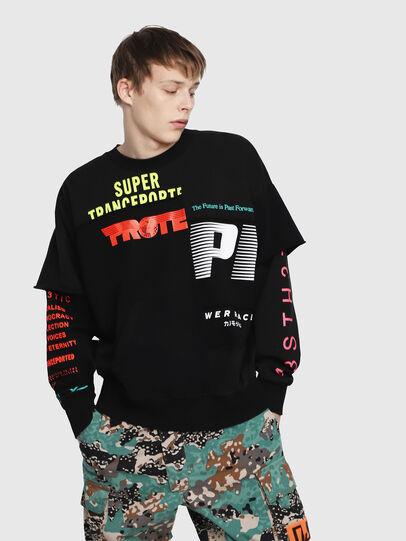 Diesel - S-TAKEO,  - Sweaters - Image 1