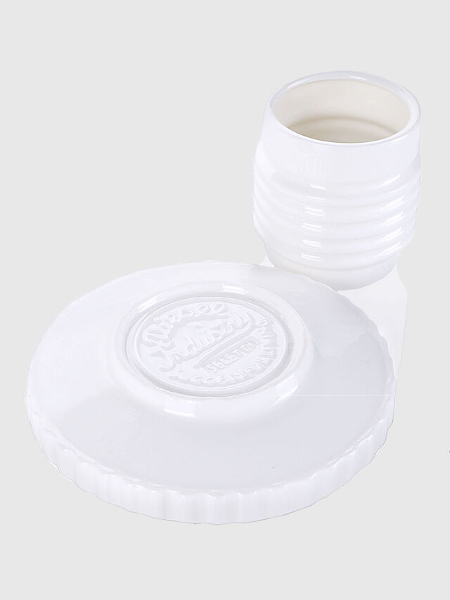 Living 10973 MACHINE COLLEC, White - Cups - Image 2