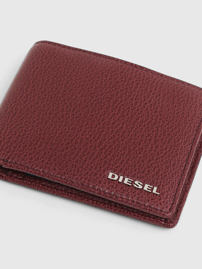 Diesel - HIRESH S, Pink - Small Wallets - Image 4