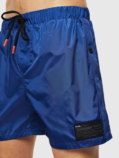 Diesel - BMBX-WAVER, Blue - Swim shorts - Image 4