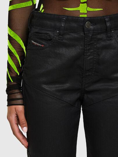 Diesel - D-Joy JoggJeans® 069TU, Dark Blue - Jeans - Image 3