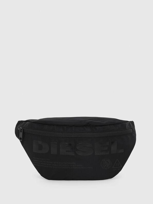 F-SUSE BELT, Black - Belt bags