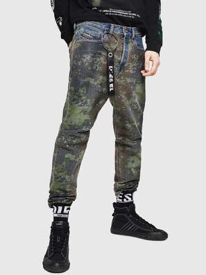 D-Vider 0078E, Medium blue - Jeans