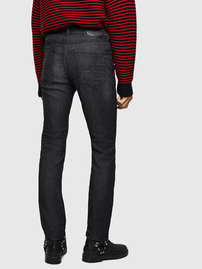 Diesel - Buster 082AT, Black/Dark grey - Jeans - Image 2