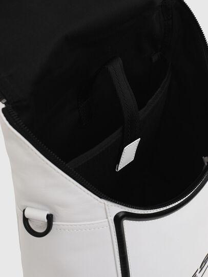 Diesel - SPYNEA, White/Black - Backpacks - Image 5