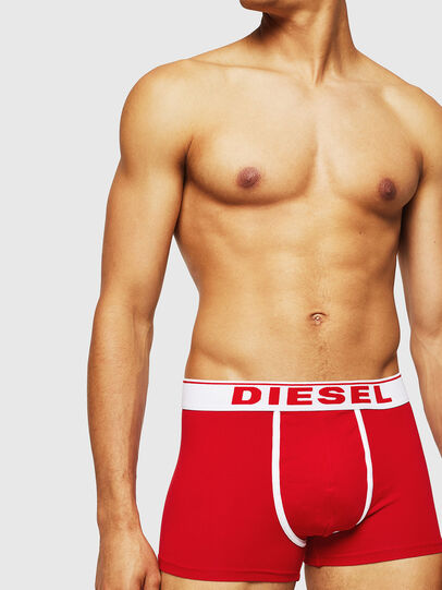 Diesel - UMBX-DAMIEN, Red - Trunks - Image 3