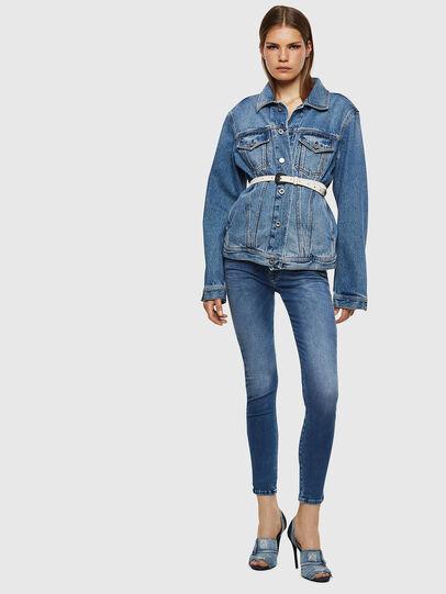 Diesel - Slandy Low 084NM, Medium blue - Jeans - Image 6