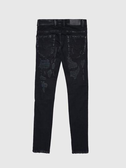 Diesel - THOMMER-J, Black - Jeans - Image 2