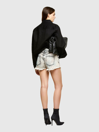 Diesel - DE-BATY-SP, Grey - Shorts - Image 5