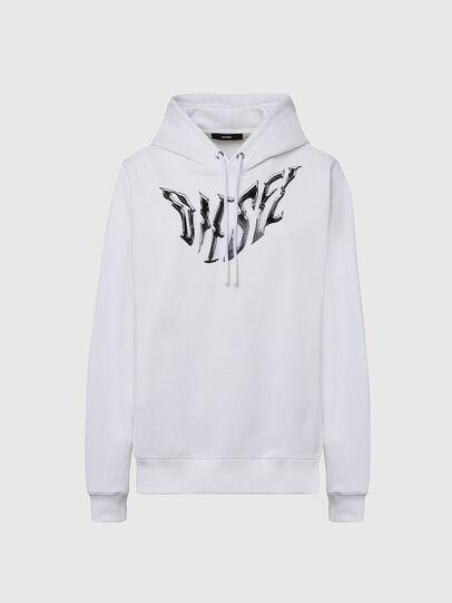 Diesel - F-ANG-HOOD-K21,  - Sweaters - Image 1