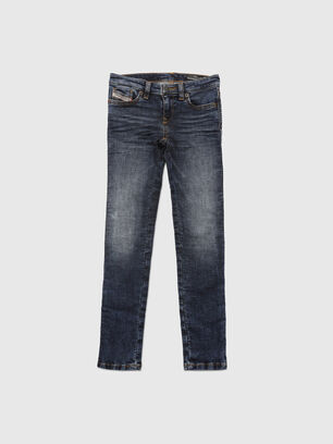 SKINZEE-LOW-J JOGGJEANS-N, Dark Blue - Jeans