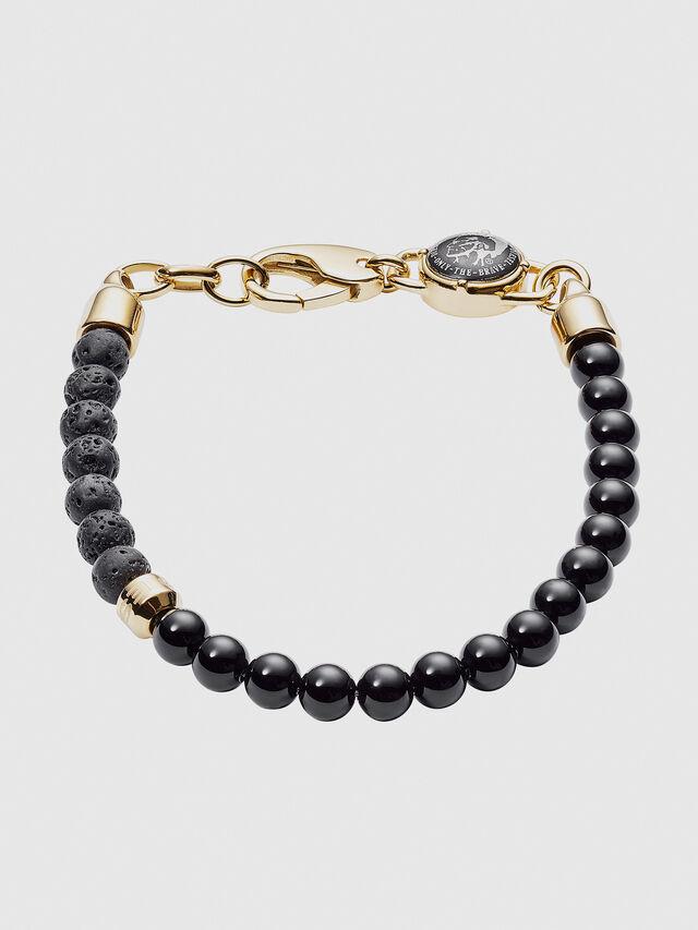 Diesel - DX1058, Black - Bracelets - Image 1