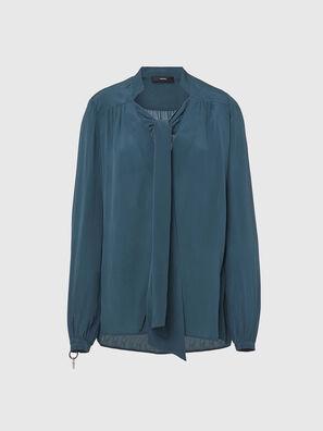 C-DUANE-A, Water Green - Shirts
