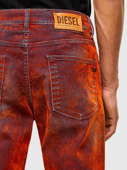 Diesel - D-Strukt 069TL, Red - Jeans - Image 4