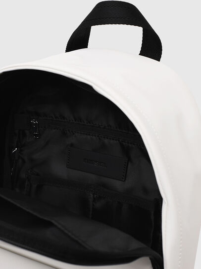 Diesel - F-BOLD BACK III, White - Backpacks - Image 4