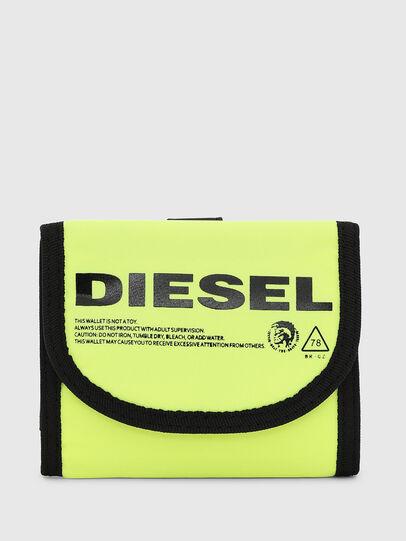 Diesel - YOSHINO LOOP, Yellow - Small Wallets - Image 1