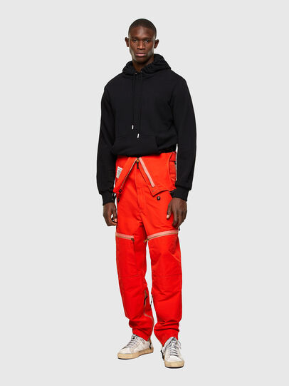 Diesel - P-JUMP, Orange - Pants - Image 6