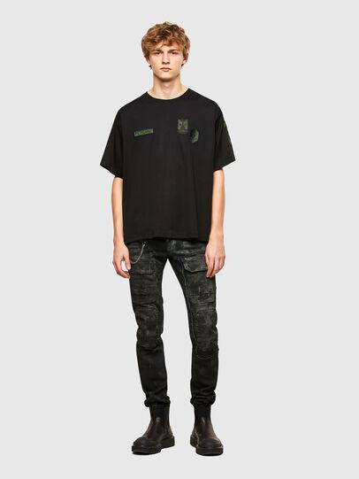 Diesel - T-CROLF,  - T-Shirts - Image 4