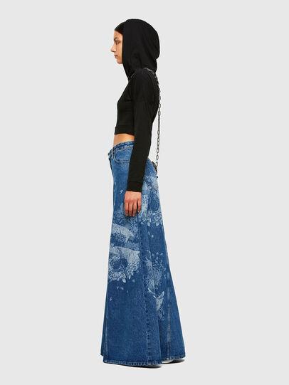 Diesel - D-Spritzz 009GV, Medium blue - Jeans - Image 6