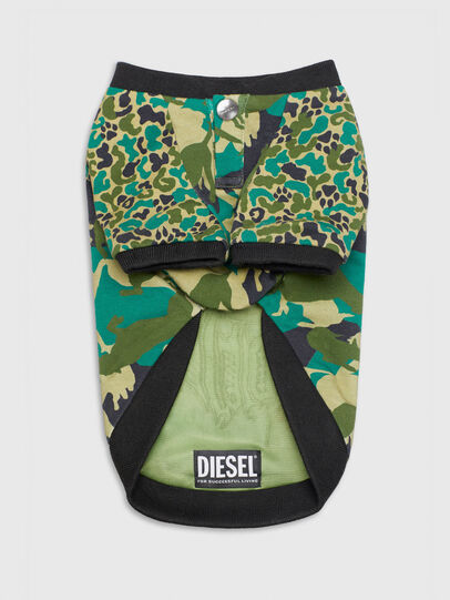 Diesel - PET-WOLF-CMF, Green Camouflage - Other Accessories - Image 4