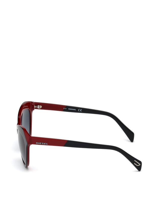 Diesel - DL0225, Black - Eyewear - Image 3