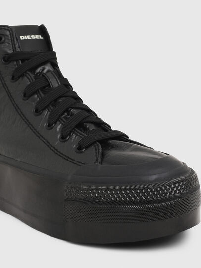Diesel - S-ASTICO MC WEDGE, Black - Sneakers - Image 5