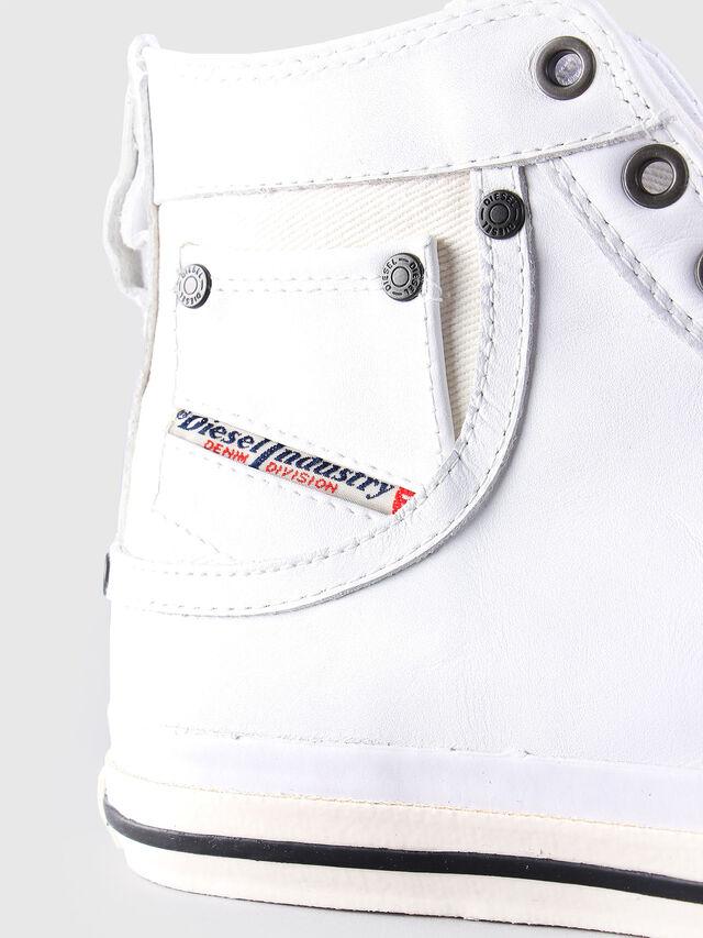Diesel - EXPOSURE I, White - Sneakers - Image 5