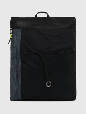 L-TOLLE BACK, Black/Blue - Backpacks